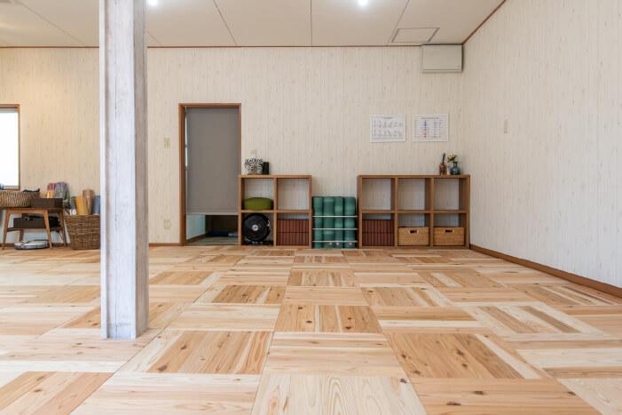 ポスパムfukuokaスタジオの様子